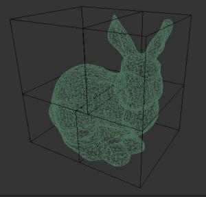 Bunny1KDTree
