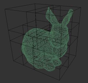 Bunny2KDtree