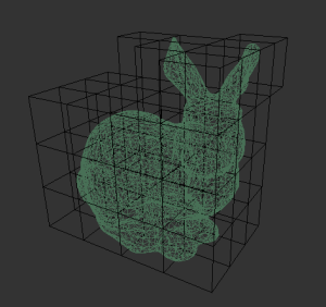 Bunny2Octree