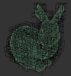 Bunny4KDTree
